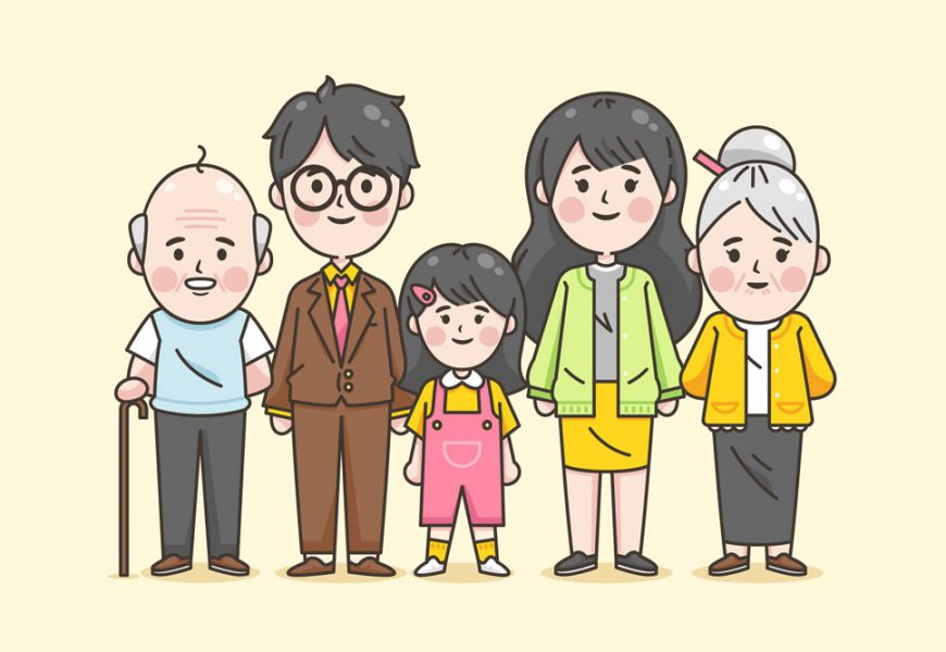 How to Address Family Members in Japanese