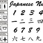 How to count Japanese Numbers